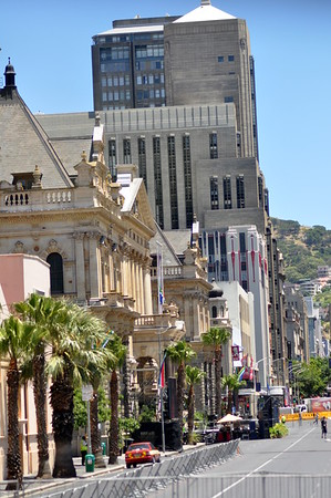 Cape Town   Downtown City Hall
