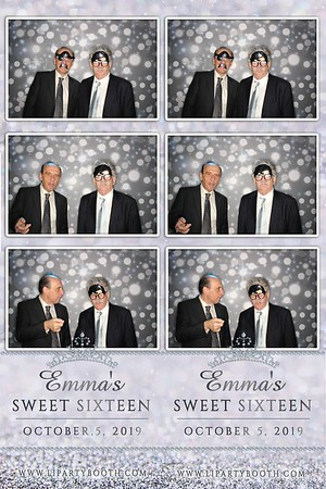 Emma Sweet 16 Party