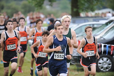 JV Boys Loop 1 - 2015 OU Golden Grizzly HS Invite