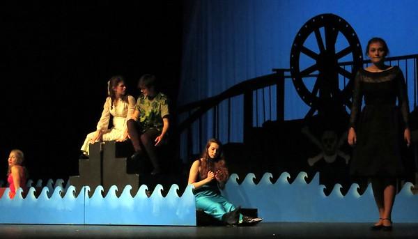 Peter Pan Dress Rehearsal