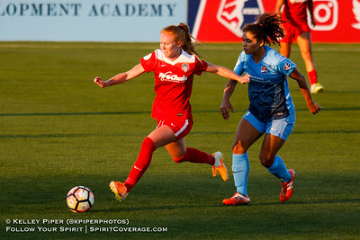 Sky Blue FC v Washington Spirit (4 Aug 2017)