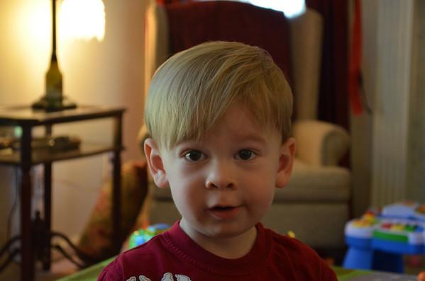 09-09 - Nicholas's Second Birthday - Smyrna, GA