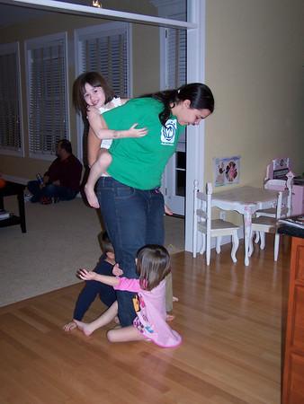 Thanksgiving at the Stewart's - November 24, 2005