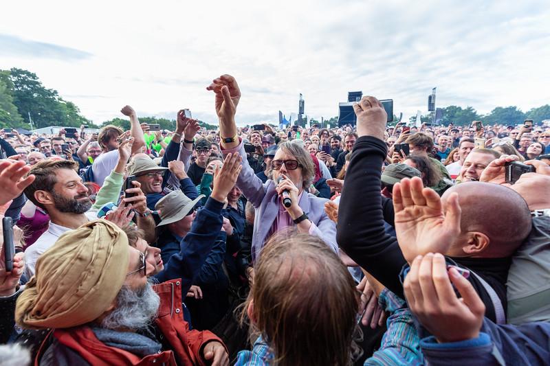 Bluedot Festival, Jodrell Bank Discovery Centre, Macclesfield, Cheshire, UK 20 July 2019
