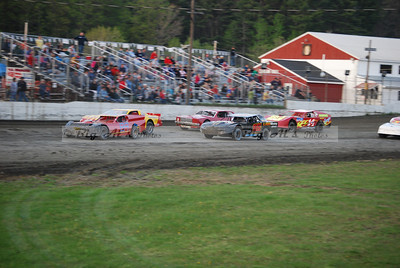 Canaan Dirt Speedway 05/01/2009