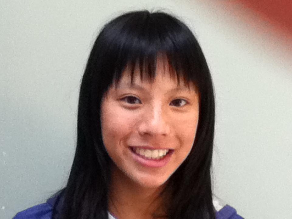 . Cindy Ngo, West Torrance swimming