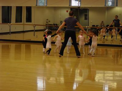 Alyce First Dance Class