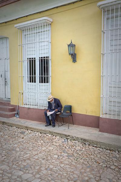 Reading Granma