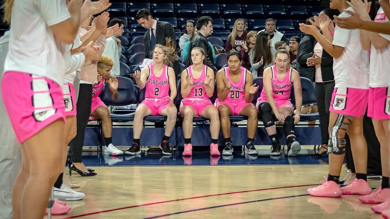 Fordham @ Richmond Basketball 2.16.20