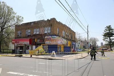Hartford, Ct Building collapse 5/3/18