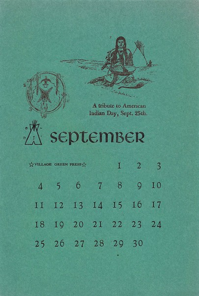 September, 1988, Village Green