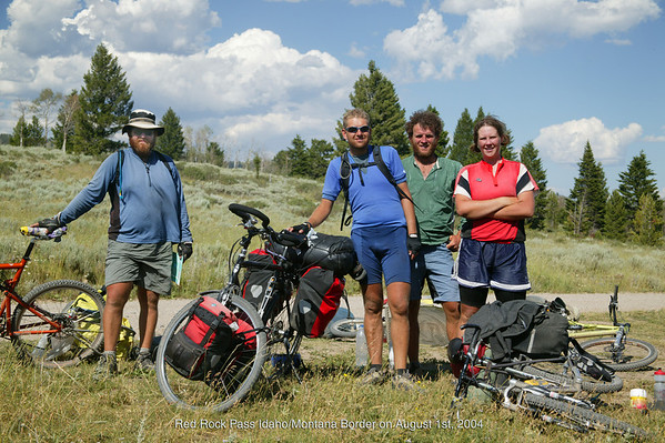 Great Divide Bicycle Ride (without competition)