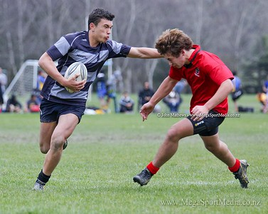 Sep 12 - Rugby - Canes U15 Final Tu Toa v GBHS