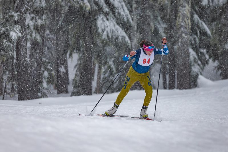 OISRA Mt. Hood Skiathlon
