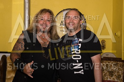 Vince Neil Meet and Greet 2018