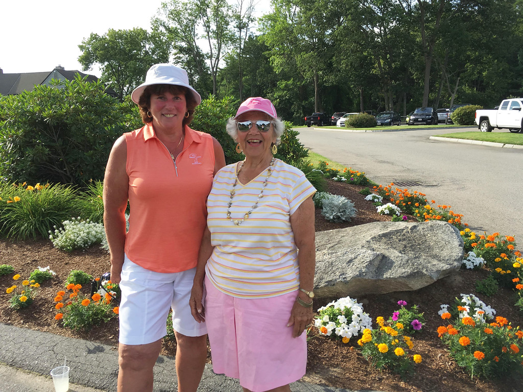 . Maryrose Murphy and Jacqueline Denison, both of Lowell