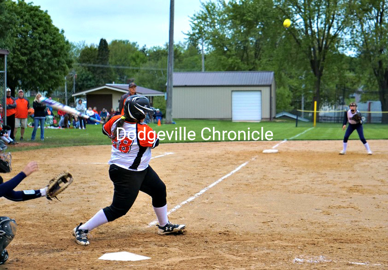 Taylor Borne sends one down the left field line.jpg