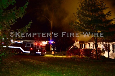 Structure Fire - Hunter Lane, Rye, NY - 11/15/19