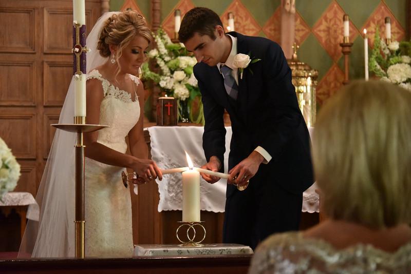 Emilee and Joe Wedding Day