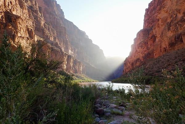 2019 Colorado River Raft