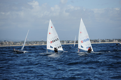 2011 Laser Midwinters West-Radials