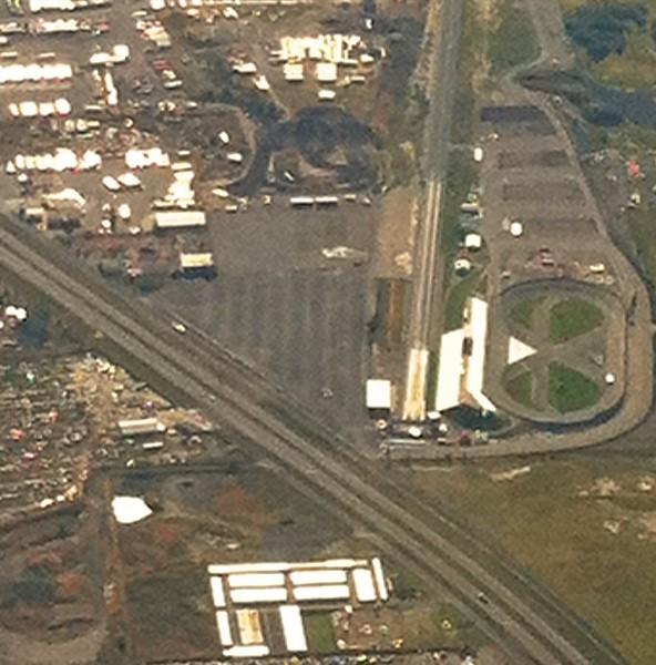 Check out the Rocky Mountain Speedway near Salt Lake below.