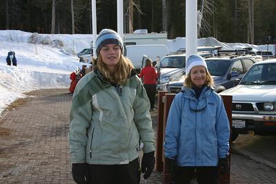 Snow Camping 2004