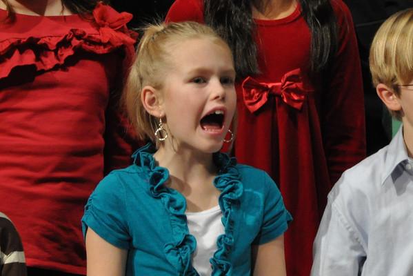 Christmas Performance 2011