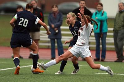 Beverly Swampscott Girls Soccer 10/4/12