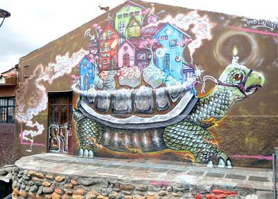 Cuenca Street Art