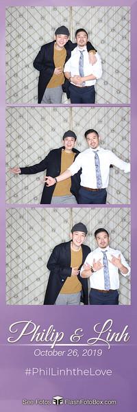 Phillip & Linh Wedding - October 26, 2019