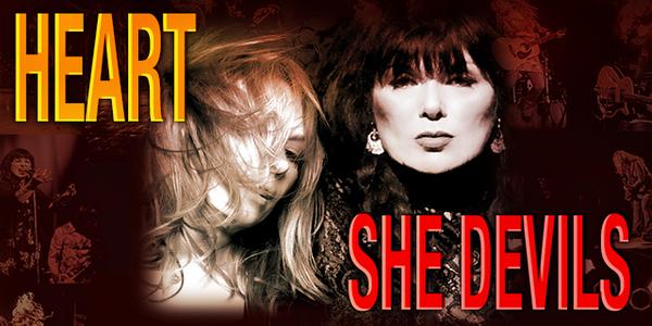 Heart - She Devils