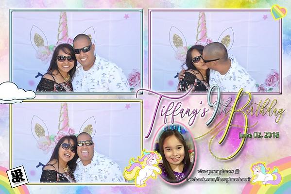Tiffany's 9th Birthday