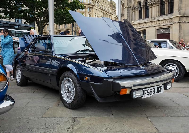 1989 Fiat (Bertone) X1/9
