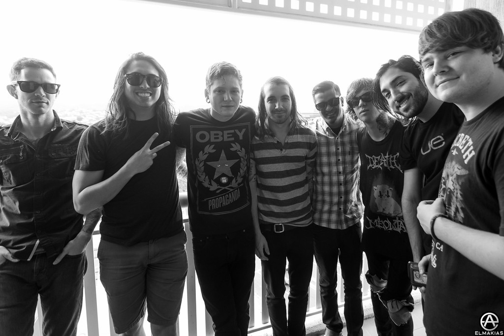 Balcony Crew - Chelsea Grin, Memphis May Fire, and Of Mice & Men