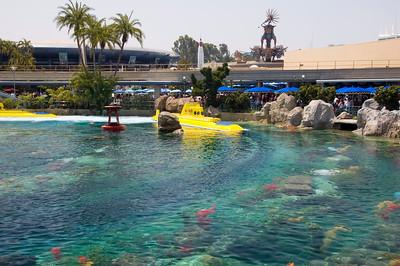 Finding Nemo Submarine Voyage Opening Week (June 13, 2007)