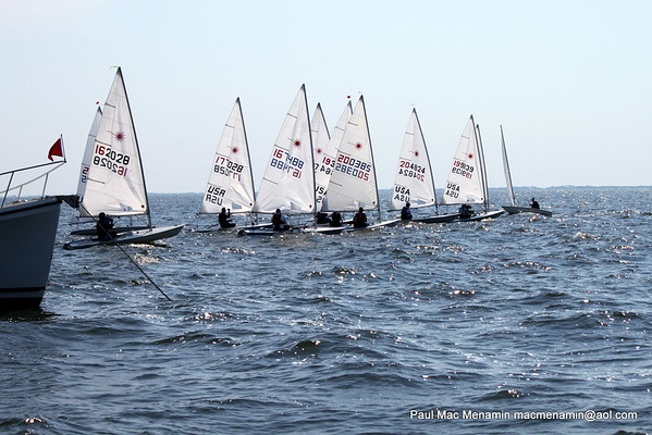 2015 Laser D-8 Grand Prix at Sayville Yacht Club
