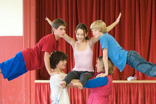 7th & 8th Grade Pyramid Practice