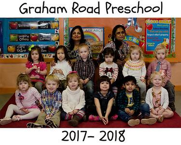 Graham Road 2018