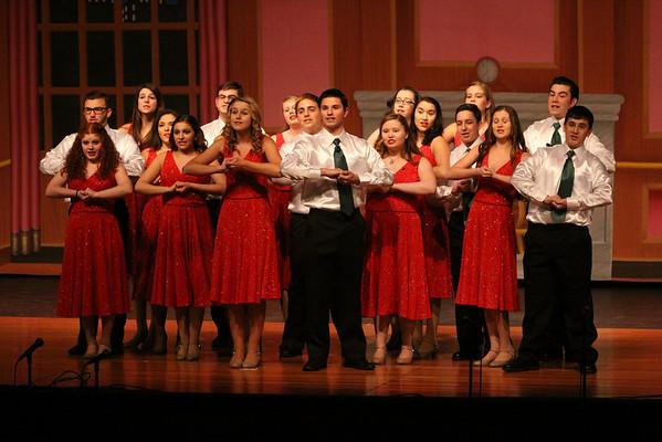 MTHS Holiday Winter Concert, Dec 17, 2013