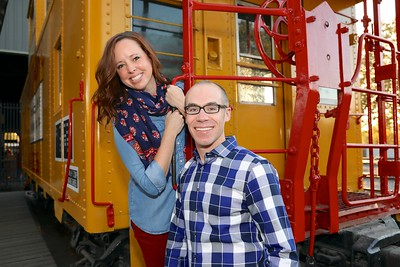 Kelli & Glenn Engagement