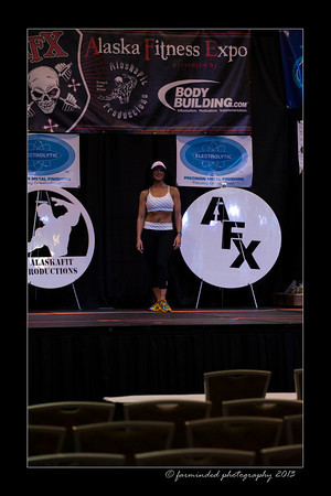 AFX IV - The Alaska Fitness Expo - 2013