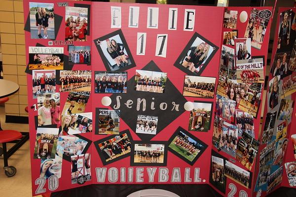 '19 Chardon Volleyball Senior Night!