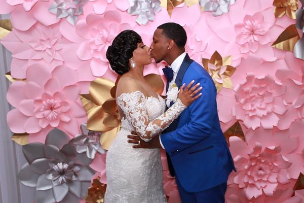 Mr. & Mrs. Charlot Wedding 01.12.19