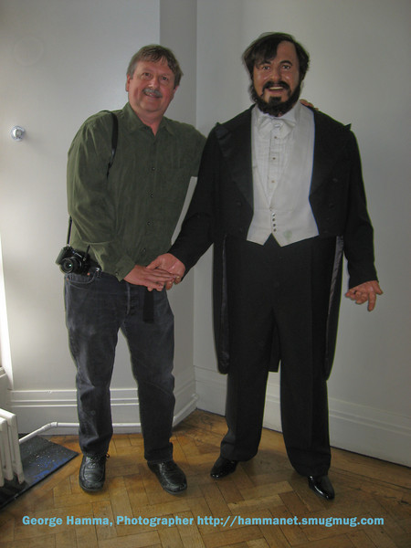 Duet at London Eye
