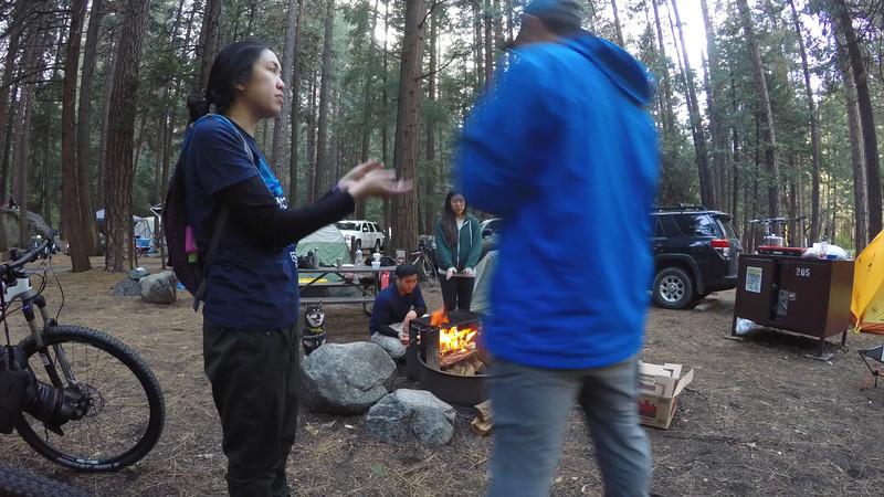Yosemite Camp Timelapse