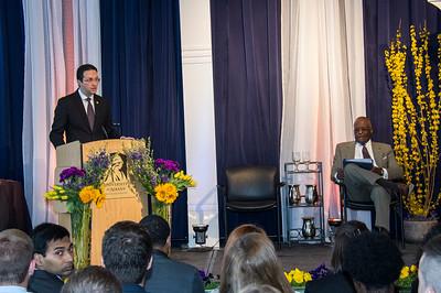 2015 President's Awards for Leadership