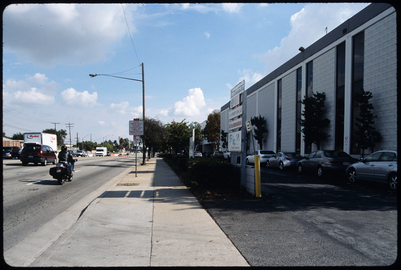 Industrial and commercial sites, El Segundo and Hawthorne, 2004