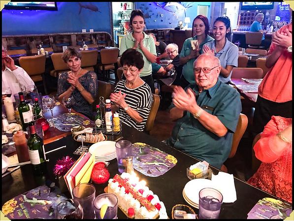 Nancy's Birthday Party