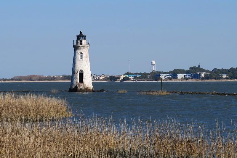 Fort Pulaski National Monument - Lighthouse Overlook Trail  (1.7 miles; d=1.74)